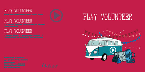 PLAY VOLUNTEER FRONTE