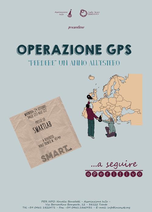 OPERAZIONE GPS